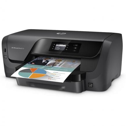 HP OfficeJet Pro 8210 Impresora Color WiFi Duplex