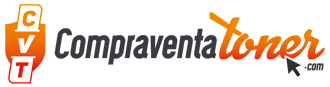 Logotipo de CVT-CompraVentaToner
